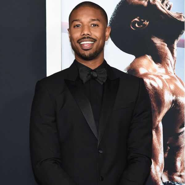 Michael B. Jordan, Creed II Premiere